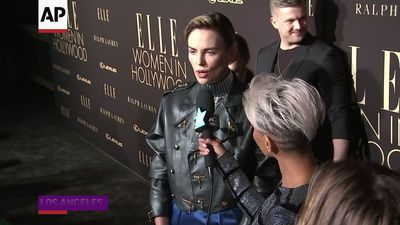Charlize on 'Bombshell' impact on women depicted in it
