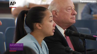 Cyntoia Brown-Long argues for redemption in memoir