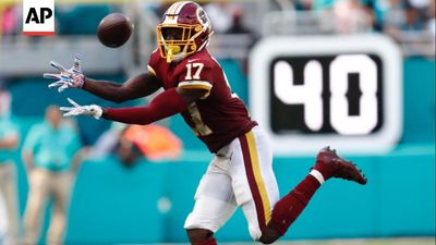 McLaurin already Redskins' best offensive player