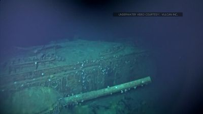Deep-sea explorers hunt for sunken WWII ships