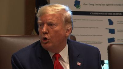 Trump laments G-7 move from Doral after pushback