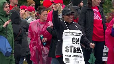 Chicago teacher strike cancels classes a 3rd day