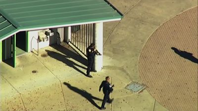 Shooting at California high school wounds one