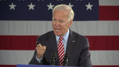 Biden vows to roll back some Trump tax cuts