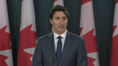 Trudeau: Climate change, pipeline are priorities