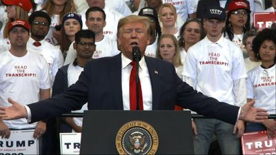 Trump looking to give last minute boost to KY Gov.