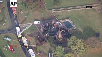 West Virginia home explodes, 2 injured