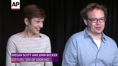 For 'Joy of Cooking' revision, editors mixed marriage, food