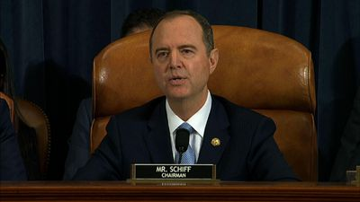 Schiff: 'Terrible' questions at heart of inquiry