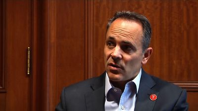 Kentucky Governor won't say if he'll concede