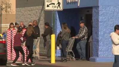 Customers return to Walmart where gunman killed 22