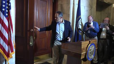 Gov. Bevin concedes in Kentucky governor's race