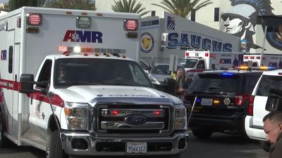 California high school shooting leaves two dead