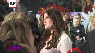 Idina Menzel: Elsa 'has been the greatest gift'