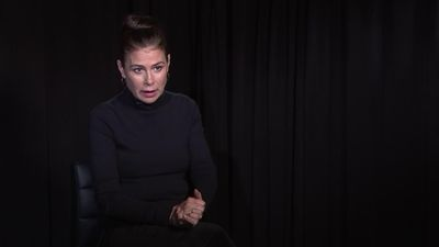 Maura Tierney breaks down 'The Report'