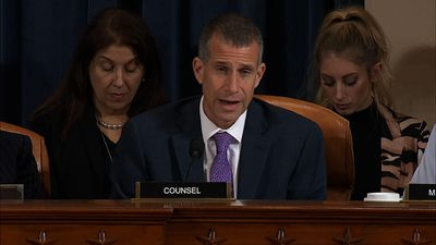 Republicans drill Sondland during House hearing