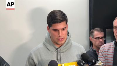 Steelers QB Rudolph laments role in brawl