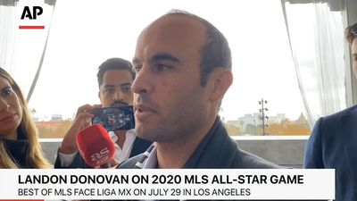 Donovan on what to expect in '20 MLS All-Star Game