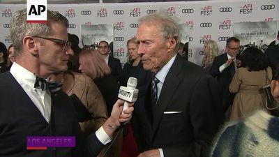 Eastwood on impeachment: 'I don't like it but that's the way things are'