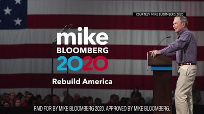 Michael Bloomberg launches presidential bid