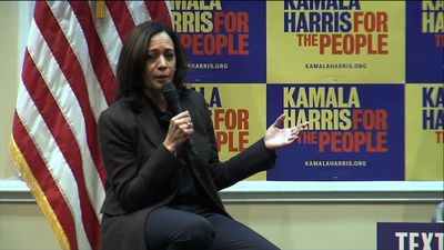 Sen. Kamala Harris rolls out mental health plan