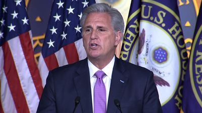 McCarthy: Pelosi's actions 'weaken' the nation