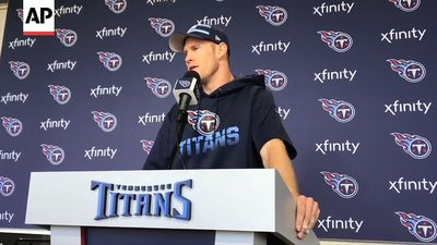 Titans' Tannehill not focused on future