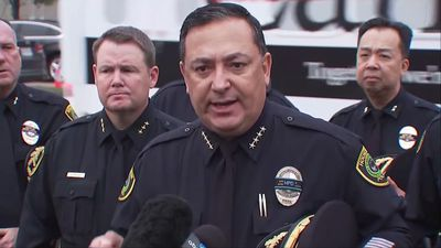 Chief slams federal lawmakers after officer death