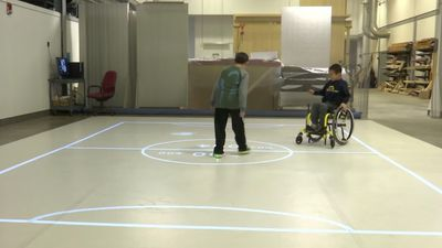 Researchers level playing field for disabled kids