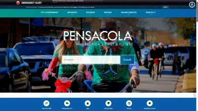 Pensacola cyberattacked; no link to shooting found