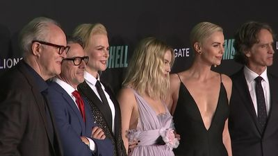 Theron baffled by lack of female directors at Globes