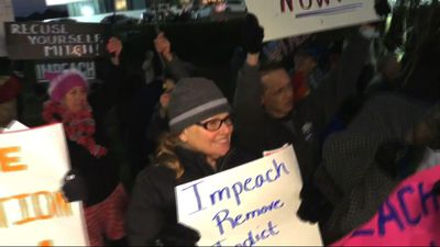 Pro-impeachment rallies held across United States