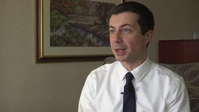 Buttigieg: I wouldn't let son sit on Ukraine board