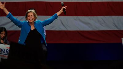 Warren: American people do not want war with Iran