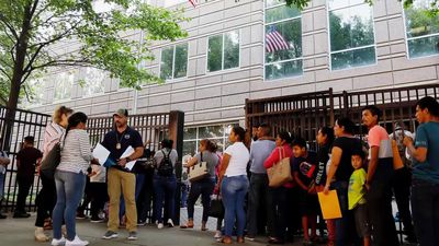 AP finds delays, chaos in immigration court system