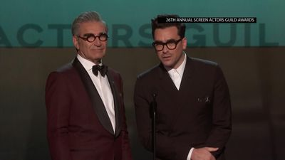 Highlights from the 26th Annual SAG Awards