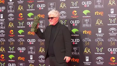 Almodovar wins big in Spain
