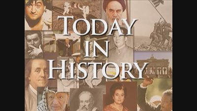Today in History for January 27th