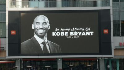 Fans gather in Los Angeles to remember Kobe Bryant