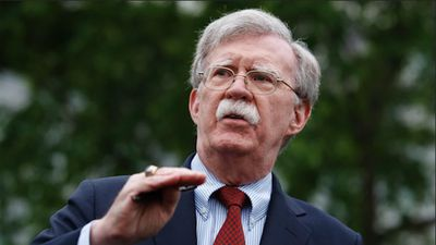 Bolton manuscript gives jolt to impeachment trial