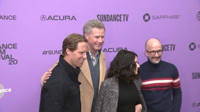 Ferrell and Louis-Dreyfus show off their serious sides