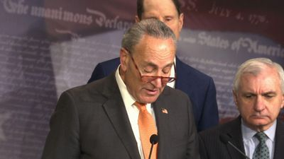 Senate Democrats continue call for trial witnesses