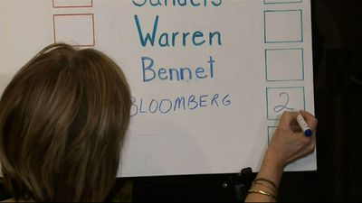 Small New Hampshire town votes for Bloomberg