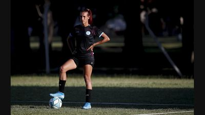 Transgender woman could make Argentine soccer history