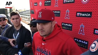 Angels' Trout rips Astros for cheating