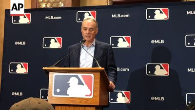Manfred: Sorry for calling trophy 'piece of metal'