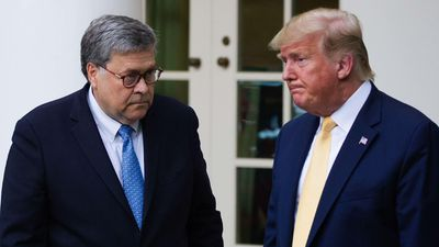 George H.W. Bush's Deputy AG: Barr needs to resign