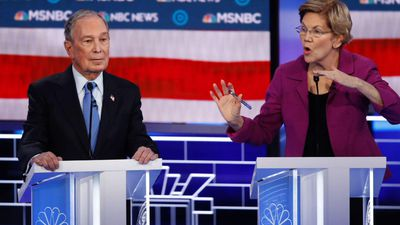 Analysis: Conflicts surface in Democratic debate