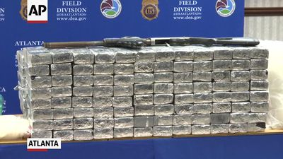 New DEA operation focuses on meth trafficking hubs