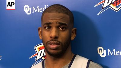 Oklahoma Thunder success no surprise to Chris Paul